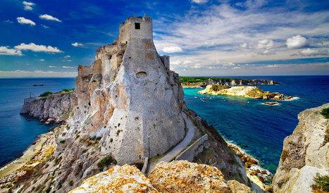 Size doesn't count: 13 Beautiful Italian Small Islands | Italian Finest Food | Scoop.it