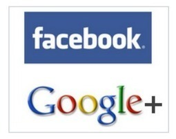 12 Différences entre la page Facebook et la page Google+ | Entrepreneurs du Web | Scoop.it