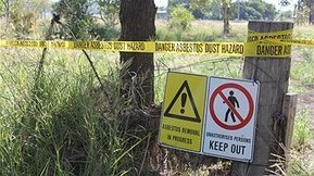 Australian NEWS: Asbestos slows Grantham recovery | Asbestos and Mesothelioma World News | Scoop.it