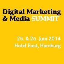 Digital Marketing & Media SUMMIT, Hamburg   25./26. Juni 2014   E-Business Events   Scoop.it