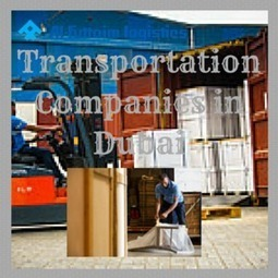 Key Features To Consider When Selecting The Best Among Various Transportation Companies In Dubai | Great Finds | Scoop.it