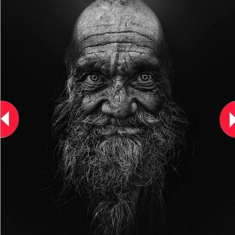 Heart Touching Portaits Of The Homeless | MOVIES VIDEOS & PICS | Scoop.it