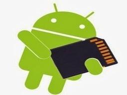 Une astuce pour transférer les applications de la mémoire du téléphone à SD Card. (Android) | Time to Learn | Scoop.it