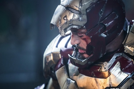 Antonia Postorivo presenta Iron Man 3 | I miei Blog | Scoop.it