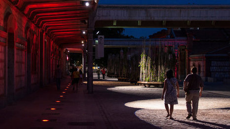 At Matadero, Red Bull Adds Money (and Energy) to Culture - New York Times | Entrepreneur culturel | Scoop.it
