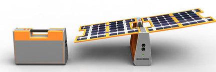 Chargeurs solaires, quoi de neuf ? | Chronique d'un pays où il ne se passe rien... ou presque ! | Scoop.it