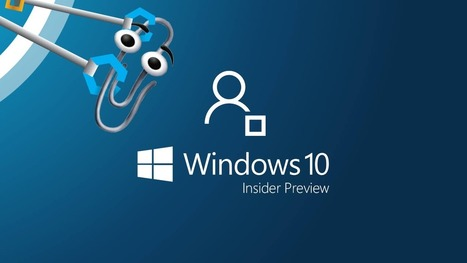 Windows 10 Insider Preview, rilasciata la build 14951 nel Fast Ring | ICT Power | sistemi operativi | Scoop.it