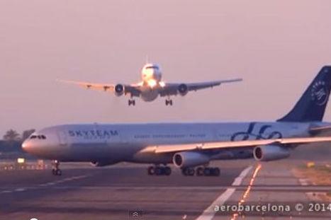 Controversia por maniobra en aeropuerto de Barcelona | Noticias del Sector | Scoop.it