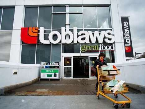 Loblaw Cos Ltd profit beats expectations as lower food prices catch on with customers | Canadian Retail Update | Scoop.it