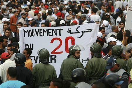 Morocco's weakened reform movement hopes to rebound.   Morocco   Scoop.it
