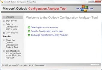 Outlook Configuration Analyzer Tool: Analyze Outlook Profile Problems | Time to Learn | Scoop.it