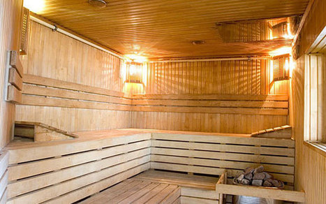 Alex James: the farm sauna is a runaway hit - Telegraph.co.uk   bathroom furnishing   Scoop.it