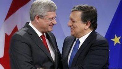 Canada and EU agree free-trade deal | A2 Economics | Scoop.it