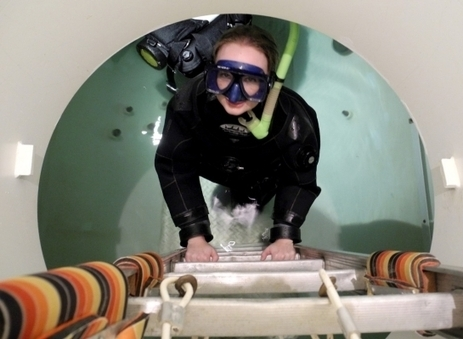 Unique civilian dive-altitude chamber reopens - Simon Fraser University News | ScubaObsessed | Scoop.it