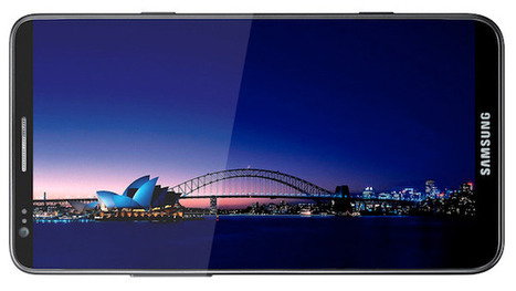 Samsung Galaxy S III to feature 4.8-inch display and ceramic back with simultaneous global launch | Mobile & Technology | Scoop.it