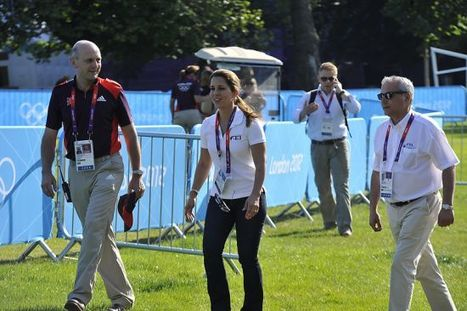 "Princess Haya hails drug-free London 2012 equestrian event as ""best ever"" 