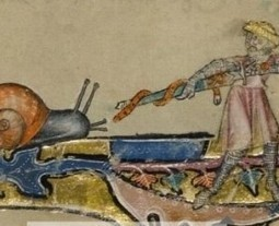 Was medieval manuscript marginalia pure distraction? | Writing and Other Crazy Stuff | Scoop.it