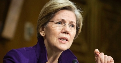 What Is She Doing Right? Report Says #WallStreet Ready to Punish Dems over #ElizabethWarren | News in english | Scoop.it