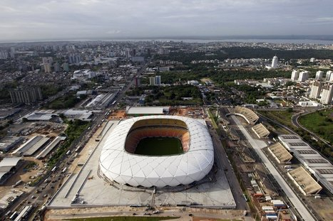 Brazil's $3 Billion World Cup Stadiums Are Turning Into White Elephants 6 Months Later | LibertyE Global Renaissance | Scoop.it