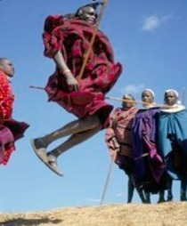 The women travelling to Kenya for Sex - Maasai Men and the White Women | All About Escort Guide | Scoop.it