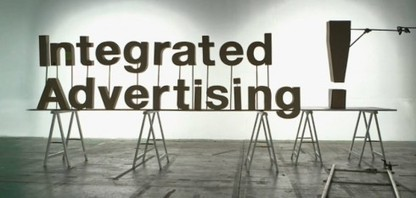 What Is 'Integrated Advertising'? - | Noodle & Threads | Scoop.it