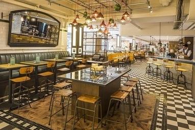 Gordon Ramsays Hong Kong Bread Street Kitchen & Bar - A Beauty Feature | As I travel | Scoop.it