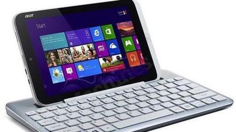 Acer introducing the first 8-inch Windows 8 tablet   IT Helpdesk   Scoop.it