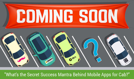Success Mantra That Works for Every Taxi App | Mobile Apps, Web Design & IoT | Scoop.it