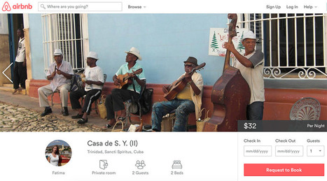 Airbnb in Cuba Is a Reality: Start Your Bookings Now | Wandering Salsero | Scoop.it