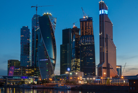 Moscow's High Rise Bohemia: The International Business District With No Business | Real Estate and Finance, Russia | Scoop.it