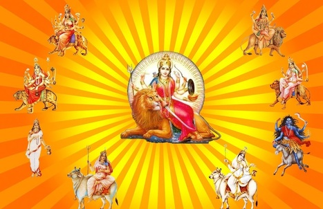 Navratri 2013 wallpapers Sms/ messages. dates and quotes | M4k | Scoop.it