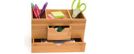 3 Secrets of Expert Desktop Organizers | Office | Scoop.it