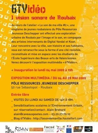 LE SON DE MA VILLE | DESARTSONNANTS - CRÉATION SONORE ET ENVIRONNEMENT - ENVIRONMENTAL SOUND ART - PAYSAGES ET ECOLOGIE SONORE | Scoop.it