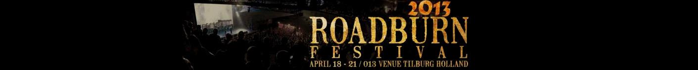 Roadburn Festival 2013: 18-20 Abril, Tilburg