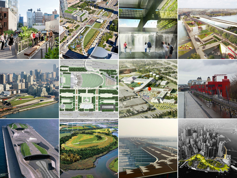 12 Projects that Explain Landscape Urbanism and How It's CHANGING the Face of Cities | URBANmedias | Scoop.it