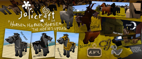 Jolicraft Resource Pack for Minecraft 1.7.4/1.7.2/1.6.4 | Minecraft Resource Packs | Minecraft Resource Packs 1.7.10, 1.7.2 | Scoop.it