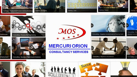 Mercuri Orion Consultancy Services - Google+ | A to Z about #SixSigma #LeanSixSigma #Innovation #IntegratedContinuousImprovement #ICI | Scoop.it