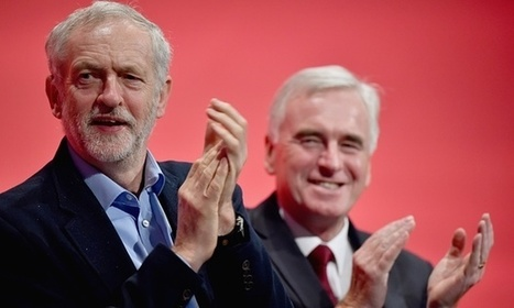Activists to harness Corbyn campaign energy with Momentum | Peer2Politics | Scoop.it
