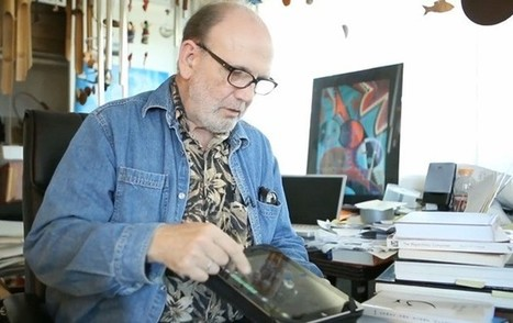 Computer composition pioneer David Cope discusses his iPad app (video) | Mobile music education technology | Scoop.it