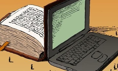 Are books and the internet about to merge? | Family Literacy | Scoop.it