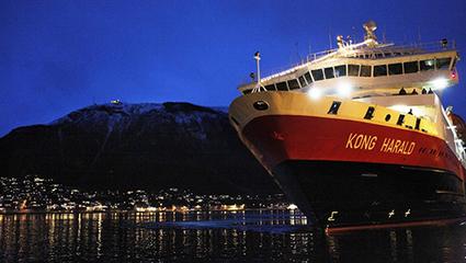 #Hurtigruten réduit ses émissions de gaz d'échappement - #Norvège #ExpressCôtier | Hurtigruten Arctique Antarctique | Scoop.it