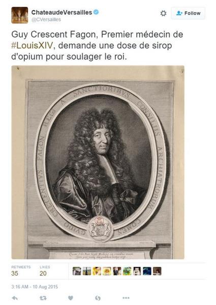 #LeRoiEstMort | Social media for knowledge dissemination | Scoop.it