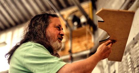 Richard Stallman : « Plus rien ne me fait rêver dans la technologie » - Tech - Numerama | François MAGNAN  Formateur Consultant | Scoop.it