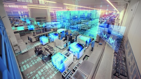 Cogiscan Partners with Siemens PLM Software to Provide a Complete Industry 4.0 Solution for Electronics Manufacturing | Serialization | Scoop.it