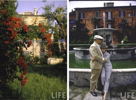 """Nella """"casa più bella della mondo"""":  la villa di Sofia Loren   Casapuntoit   Scoop.it"""