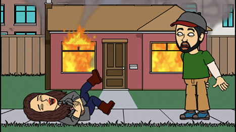 Bitstrips Bring Comic Amusement, Annoyance To Facebook - CBS Local   Social Networking Sites in the Classroom   Scoop.it