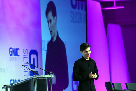 Once Celebrated in Russia, the Programmer Pavel Durov Chooses Exile | Linux and Open Source | Scoop.it