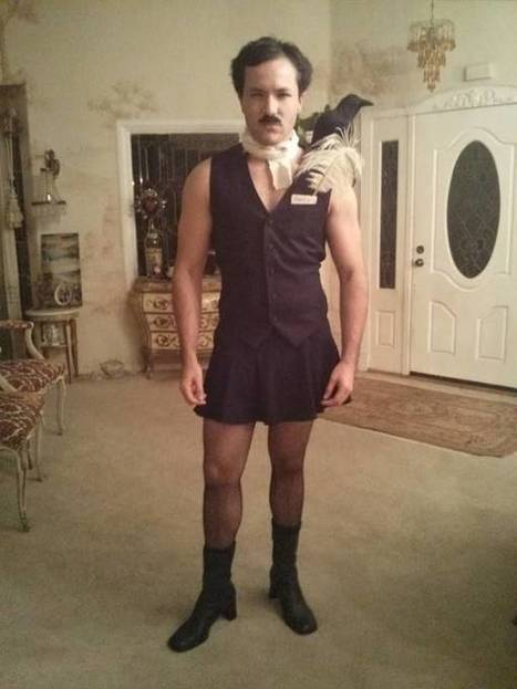 What the Best Halloween Costume of 2013 Can Teach You About Creativity | Content writing tips | Scoop.it
