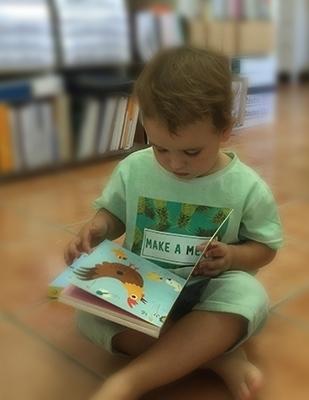 Consejos para hacer de la lectura un hábito divertido | Promoción de la lectura: escuela y familia | Scoop.it