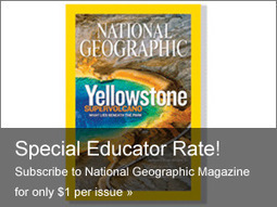 Teachers Homepage - National Geographic Education | Geografía e Historia | Scoop.it